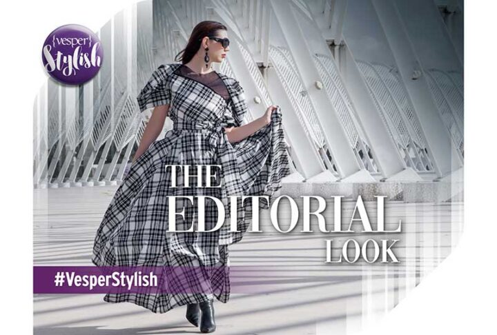 Vesper Stylish - The editorial Look