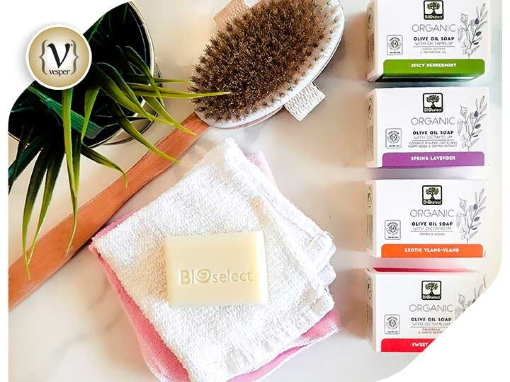 Bioselect soaps are the must-have of our times