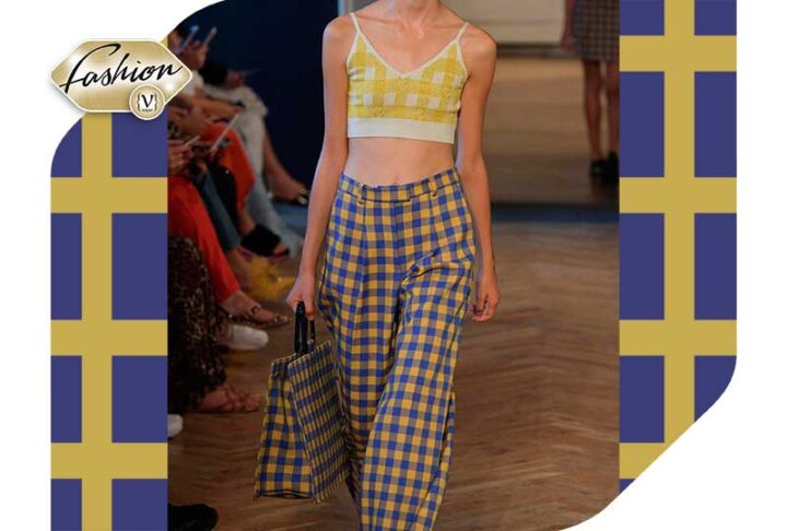 Trend: Summer Checked Pants