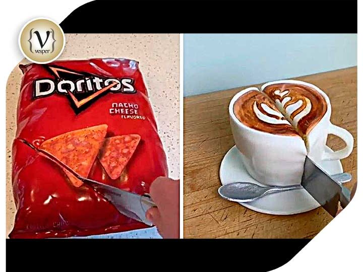 Internet's Best : Everyday items you can eat!