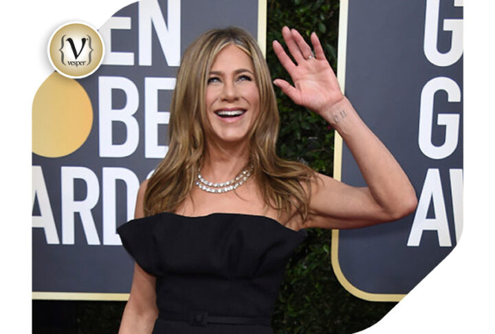 The tattoo on Jenifer's Aniston hand is something more than just a number