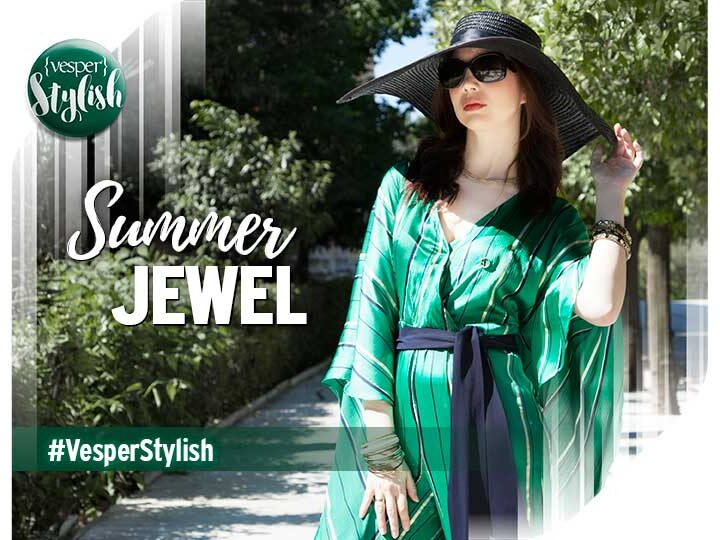 Vesper Stylish - Summer Jewel