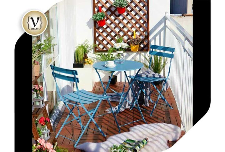 Briliant Balcony Decor Ideas