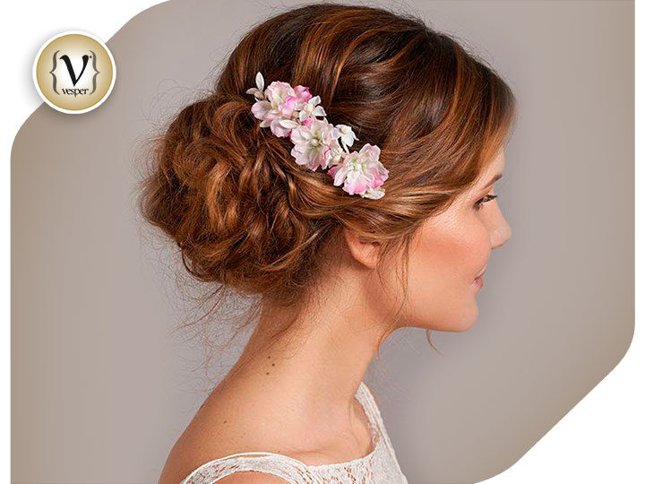 Peignes: Α sense of romance in our hairstyles