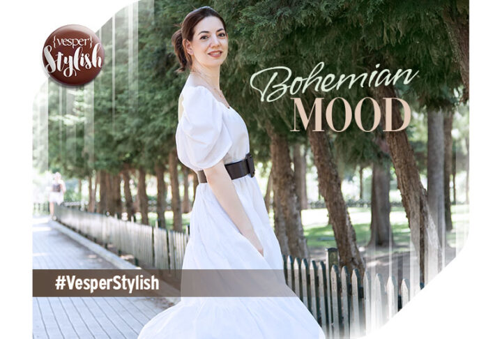 Vesper Stylish - Bohemian Mood