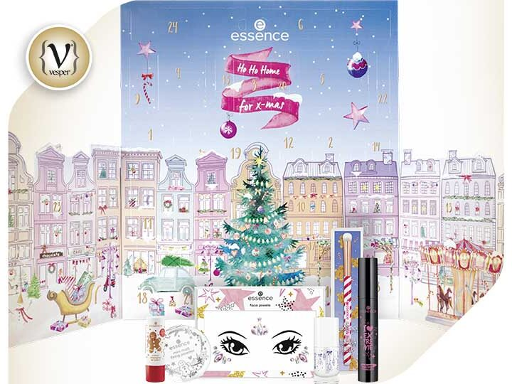 Essence Advent Calendar - Ho Ho Home for X-Mas