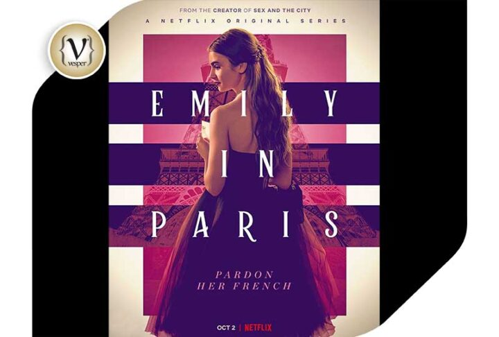 "If you are desperate for a strong dose of Paris then you should watch ""Emily in Paris"" in Netflix"