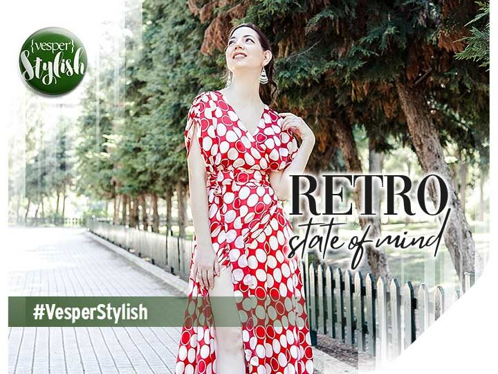 Vesper Stylish - Retro state of mind