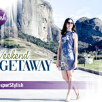 Vesper Stylish outfit - Weekend Getaway - Terry Paganopoulou