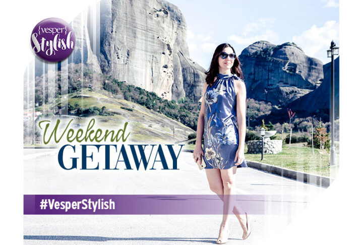 Vesper Stylish - Weekend Getaway