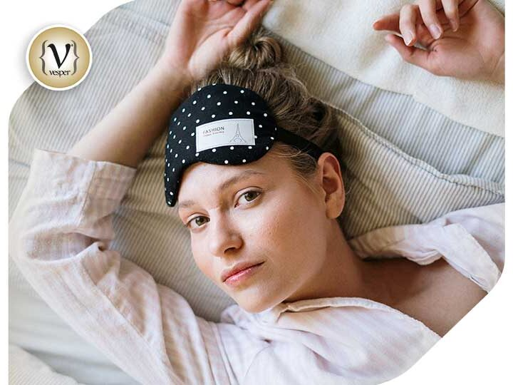 Overnight sleeping Masks: While you were sleeping...