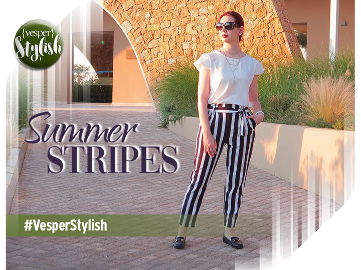 Summer look: The ideal pattern of the season is stripes