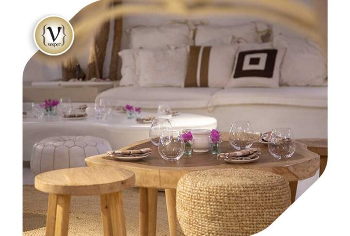 Mykonos Serenity Experience by THEMIS • Z Oyster Evening Bar