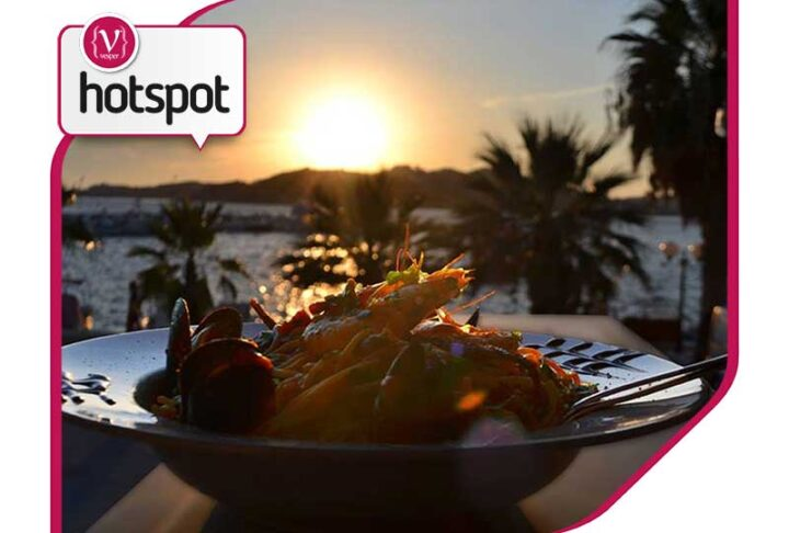 """Fish Tavern """"To Limani"""": the hot spot with the incredible view and the super tasty food"""