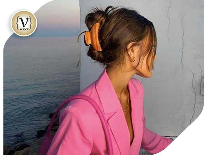 Hair Trends: The great comeback of Claw clips